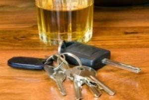 נתפס נוהג תחת השפעת אלכוהול